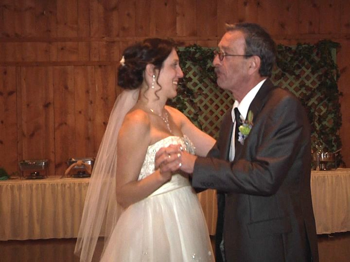 Tmx 1391735912760 Jen Dances With Dad 0 Sellersville, Pennsylvania wedding videography