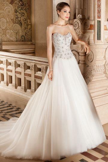 brides by demetrios wedding dress attire new york long island