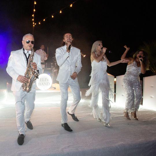 ELI's BAND wedding band