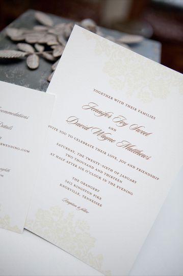 jennifer sweet invitation