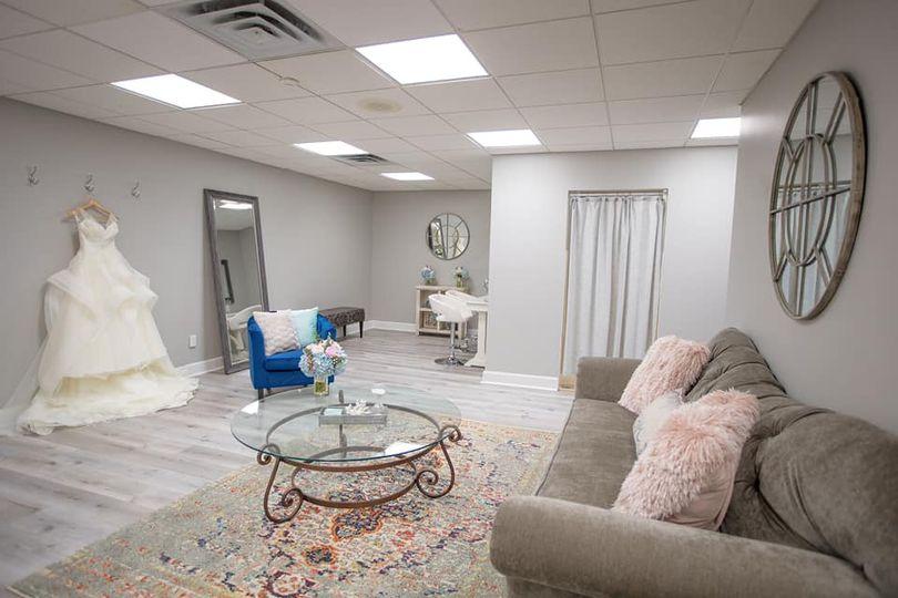 On-Site Bridal Suite