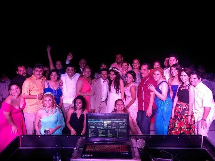 Tmx 1498809030120 Group Picture 2 Puerto Vallarta, Mexico wedding dj