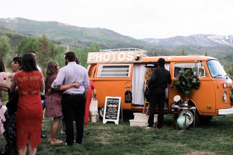 A CO mountain wedding
