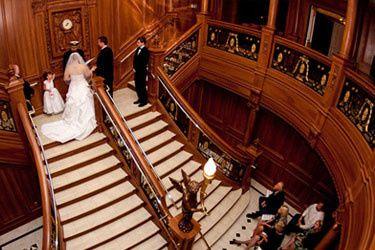 Tmx 1510114720875 Titanic Private Wedding Package02 Pigeon Forge wedding venue