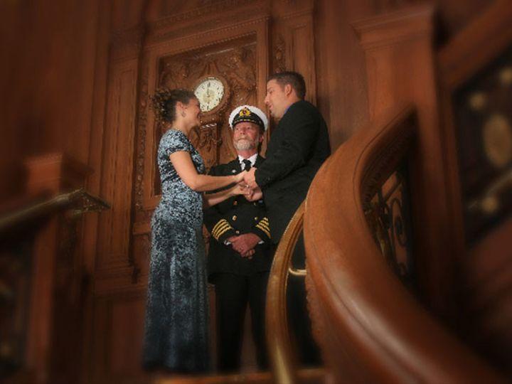Tmx 1510114748837 Titanic Wedding Gallery12 Pigeon Forge wedding venue
