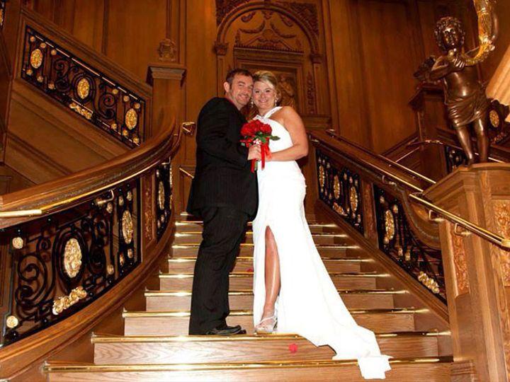 Tmx 1510114788312 Titanic Wedding Gallery06 Pigeon Forge wedding venue