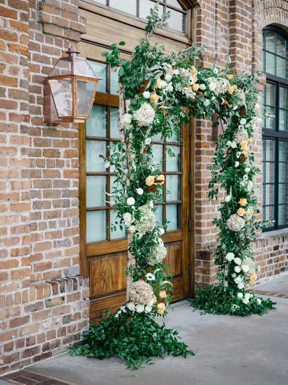 Floral Arch Design