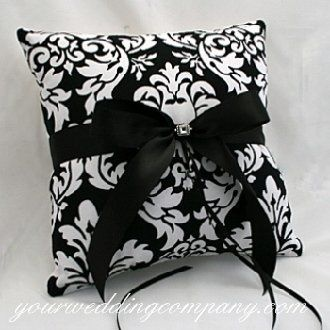 Tmx 1262725426049 BWRingPillow Redmond wedding eventproduction