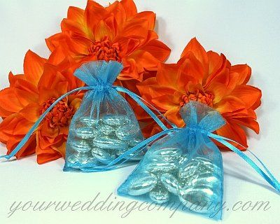 Tmx 1276119739491 AquaWeddingFavorBags Redmond wedding eventproduction