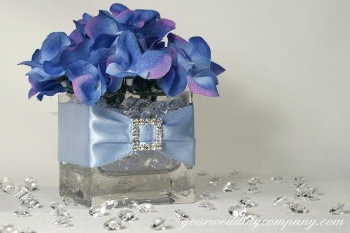 Tmx 1276120079272 HydrangeaWeddingCenterpiece Redmond wedding eventproduction