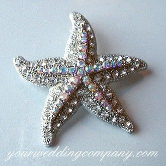 Tmx 1276122051960 StarfishBrooch Redmond wedding eventproduction