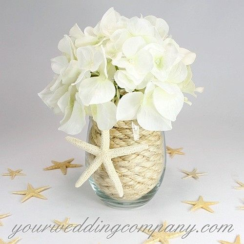 Tmx 1371583805926 Starfish Wedding Centerpiece Redmond wedding eventproduction