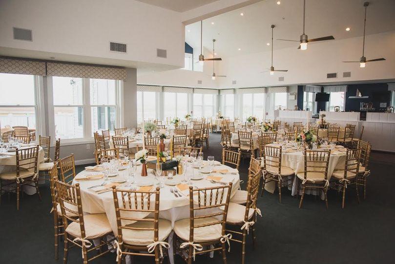 Jim & Erika Collins' December 2015 Wedding in Sea Isle City by YCSIC