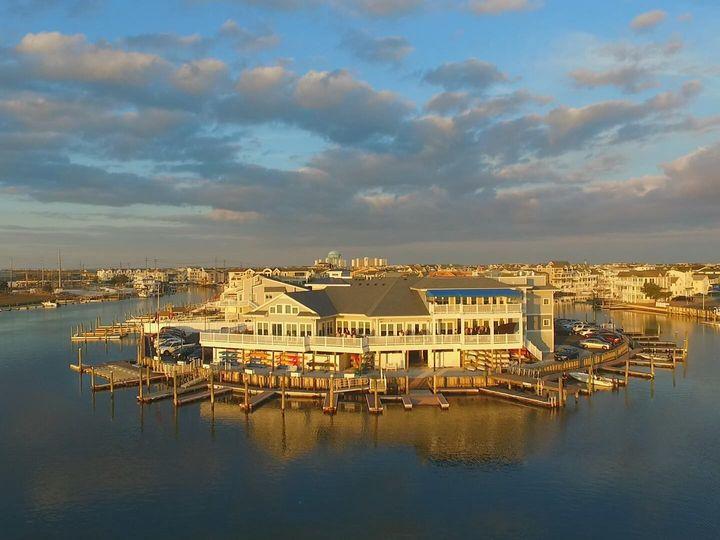 Tmx 1486666836993 Ycsic Drone Pic From Bay Sea Isle City, New Jersey wedding venue