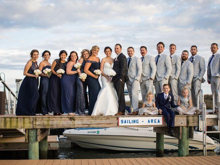 Tmx Dock Ceremony 1 51 493970 1565205834 Sea Isle City, New Jersey wedding venue