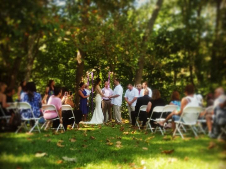 Tmx 1445283752958 Whitneybrian Travis Wedding Collegeville, Pennsylvania wedding officiant