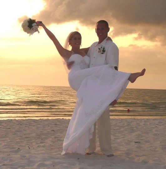 A Florida Wedding Ceremony