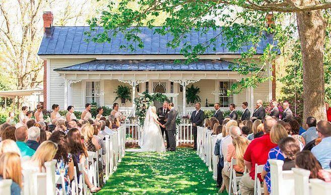 Longstraw Farms Wedding Venue