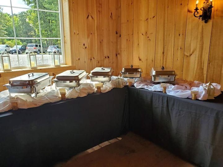 Tmx Buffet Setup 51 375970 157938502122959 Richmond, VA wedding catering