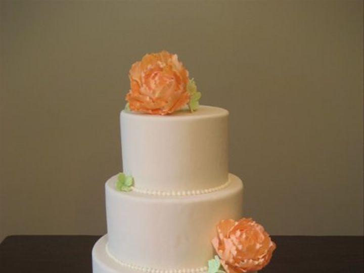 Tmx 1264001920117 PeonyCake Lancaster, PA wedding cake