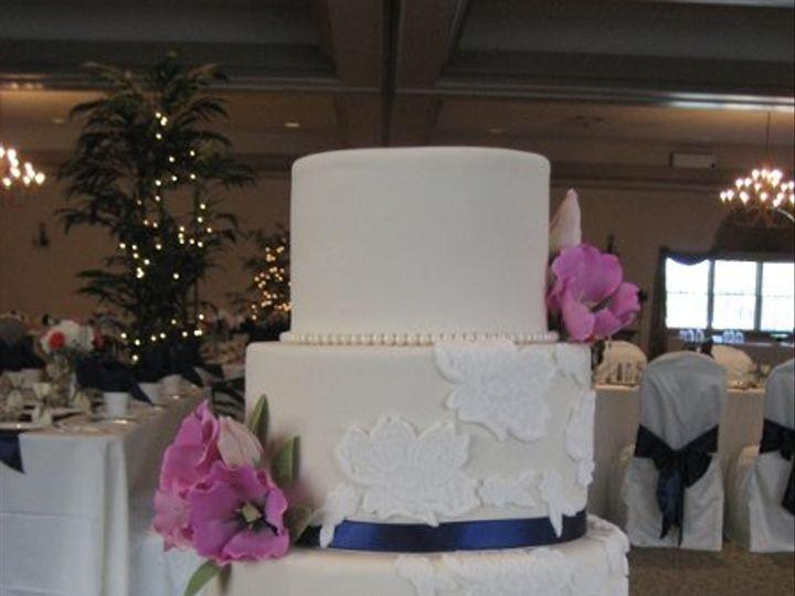 Tmx 1264002131632 SARAH Lancaster, PA wedding cake