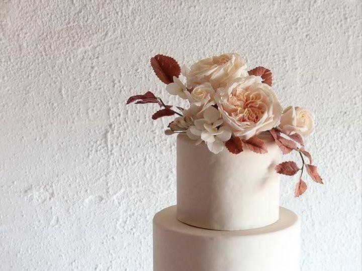 Tmx 1527278390 4c690750a9b060b2 1527278389 Befdc86a397f0b2f 1527278401747 5 3tierjulietrose Lancaster, PA wedding cake