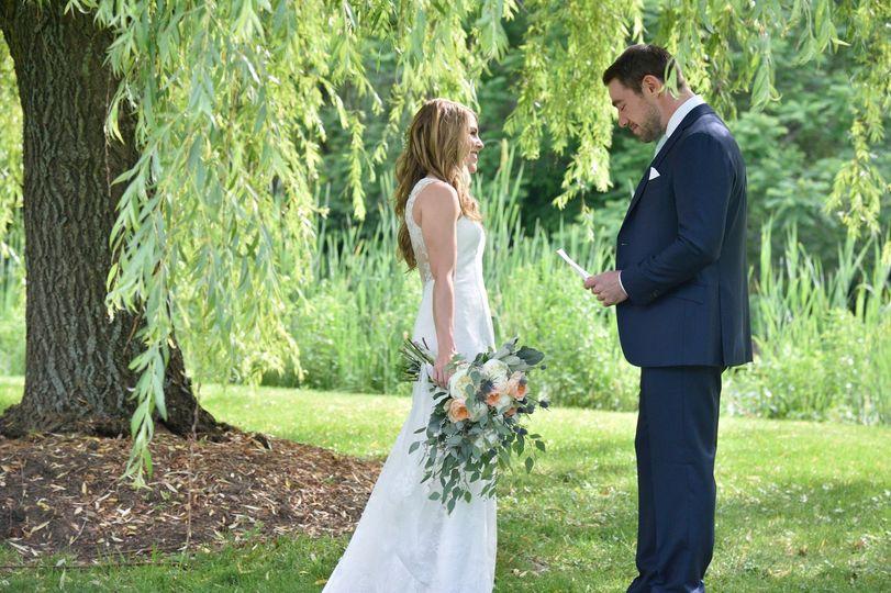 Emily & Jake Buttermilk Falls