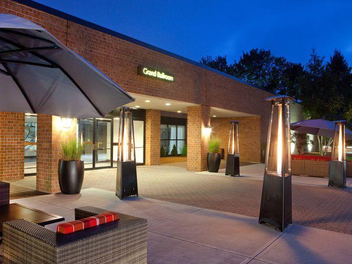 Tmx 1442600830031 Ballroom Entrance 2 H Burlington wedding venue