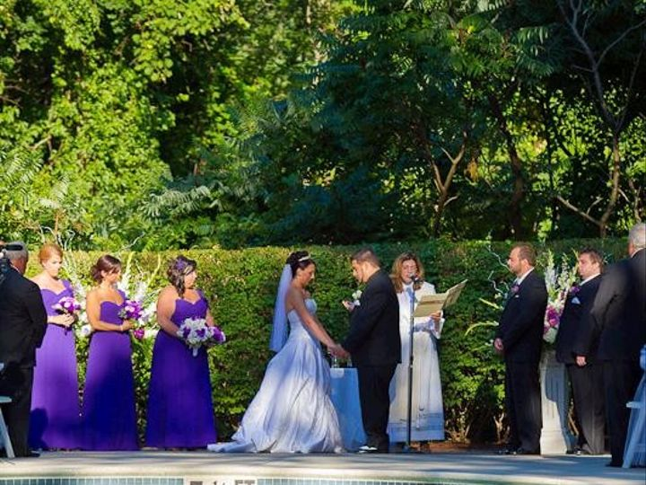 Tmx 1451509808802 Pool Ceremony Burlington wedding venue