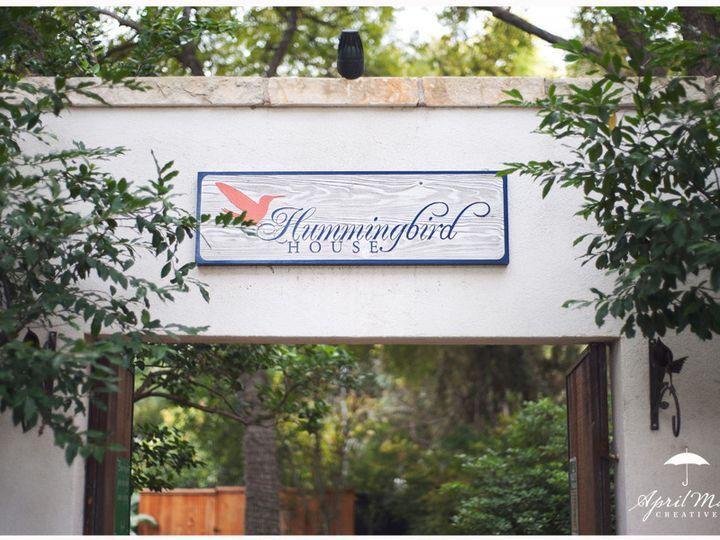 Tmx 1389304843826 Austineventvenuehummingbirdhouseguestentrance10261 Manchaca, TX wedding venue
