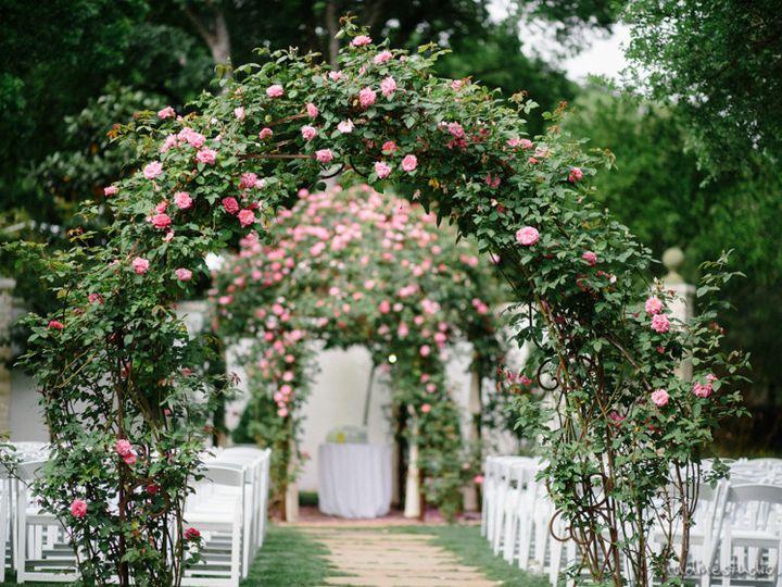 Tmx 1449959644524 Austineventvenuehummingbirdhouseaprilgazeboroses04 Manchaca, TX wedding venue