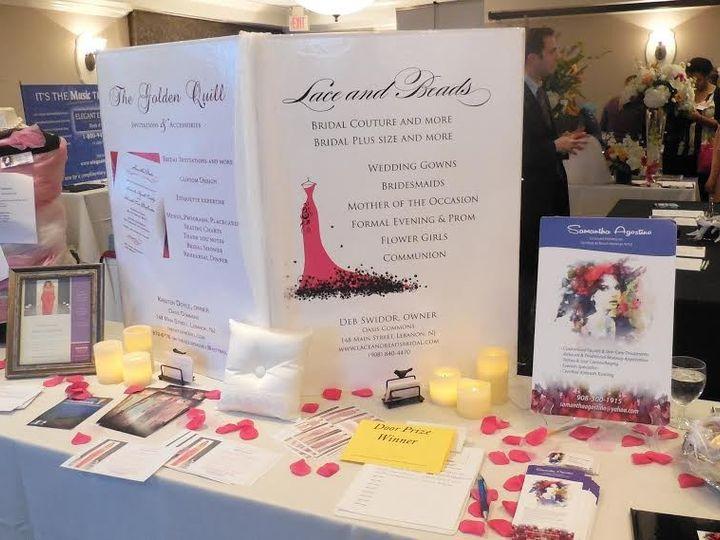 Tmx 1400778376022 Bridal Show Table Pi Lebanon wedding dress