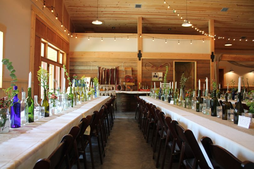 Blue Sage Barn Weddings