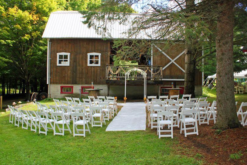 800x800 1459698958413 Barn Wedding Setup Center