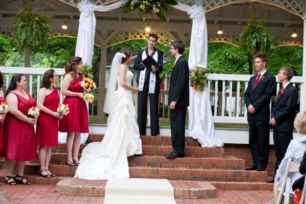 American Jewish/French Catholic Ceremony. Photo by Cayce Callaway Fine Photography.