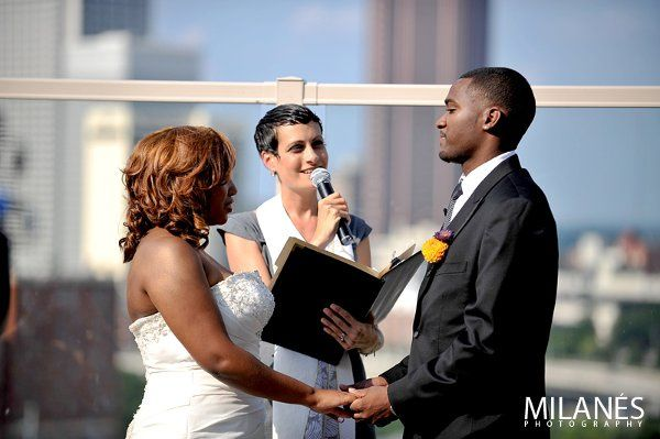 Trilingual Officiant Rev. Dawn
