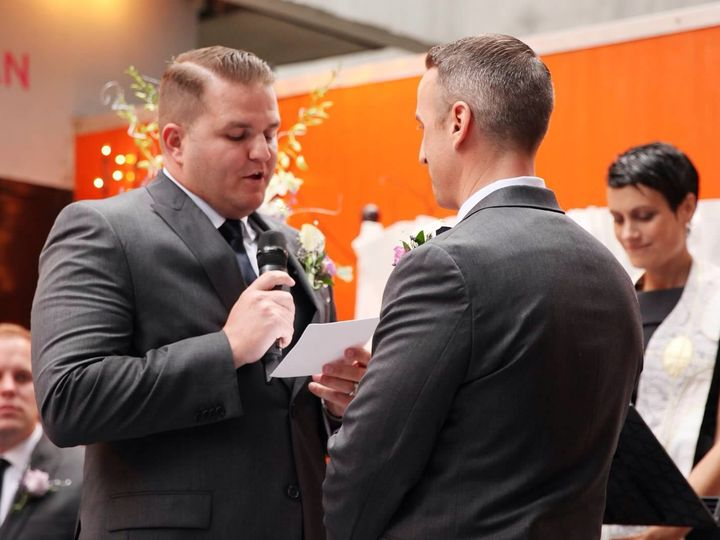 Tmx 1502481824294 Dustin And Doug Personal Vows Pasadena, CA wedding officiant