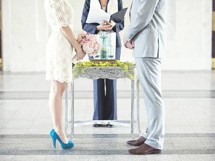 Tmx 1502481870089 Jennifer And Andy Legs Pasadena, CA wedding officiant