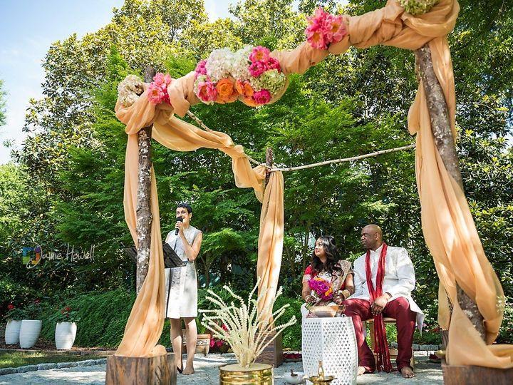 Tmx Atlanta Indian Wedding At Trolley Barn 31 51 148970 1555647148 Pasadena, CA wedding officiant