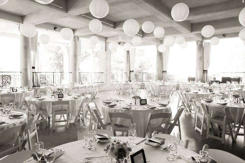 Monochrome reception setup