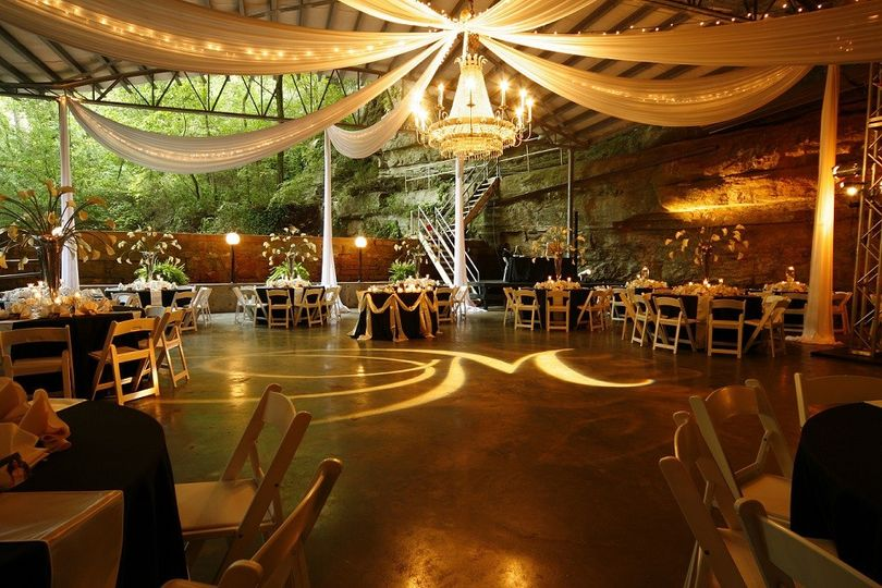 Lost River Cave Venue Bowling Green Ky Weddingwire
