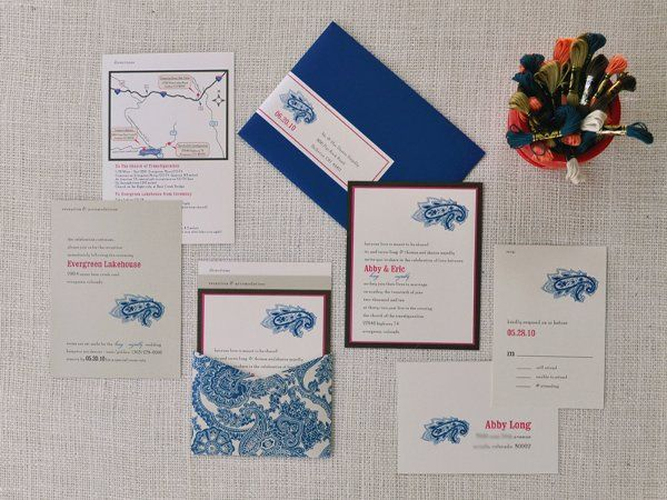 Tmx 1326220564614 AbbyEric Sandusky wedding invitation
