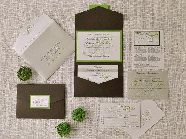 Tmx 1326220669614 AmandaAaron Sandusky wedding invitation
