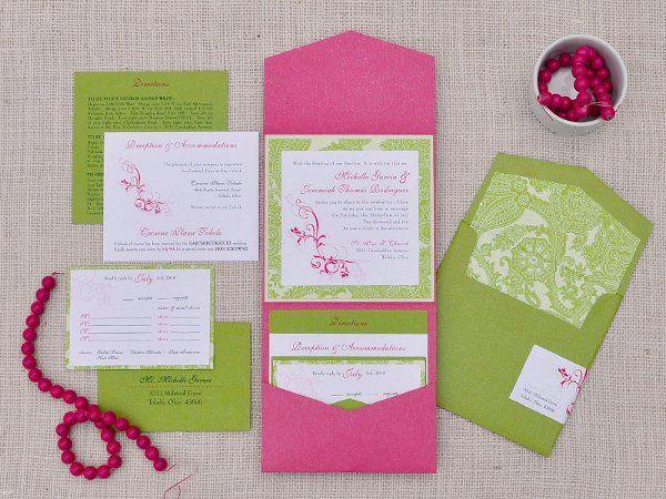 Tmx 1326220876099 MichelleJeremy Sandusky wedding invitation