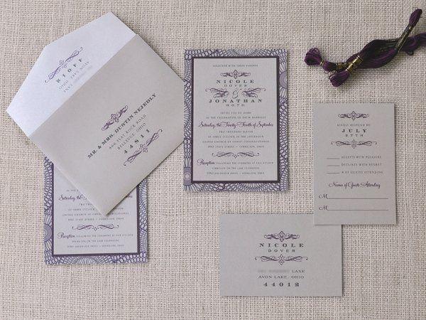 Tmx 1326220912380 NicoleJonathan Sandusky wedding invitation