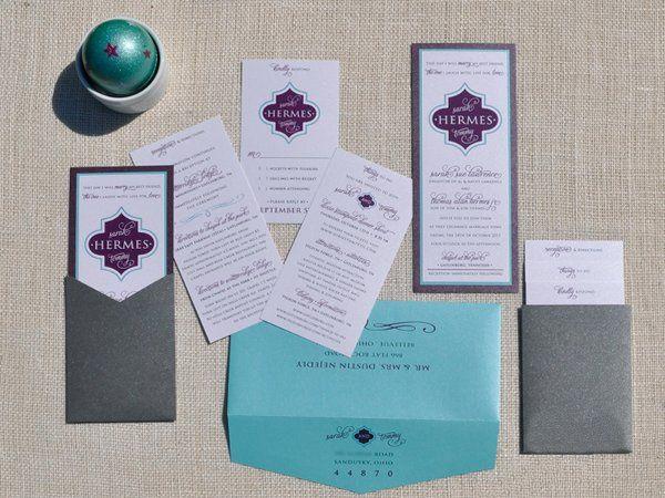 Tmx 1326220946458 SarahTommy Sandusky wedding invitation