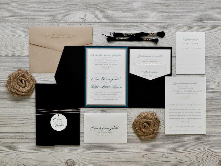 Tmx 1491074913381 The Elise  Taylorchicago Collection Sandusky wedding invitation