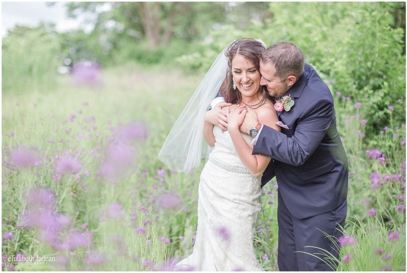 kc wedding photography elizabeth ladean hillcrest
