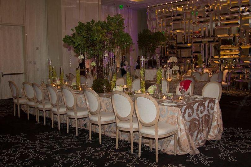 Rent wedding decor miami