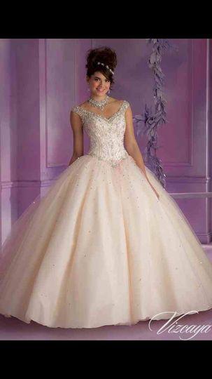 Breathtaking gown